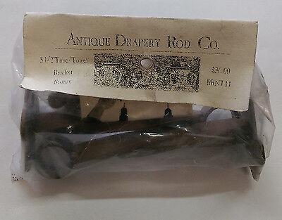 Antique Drapery Rod Co. 5.5