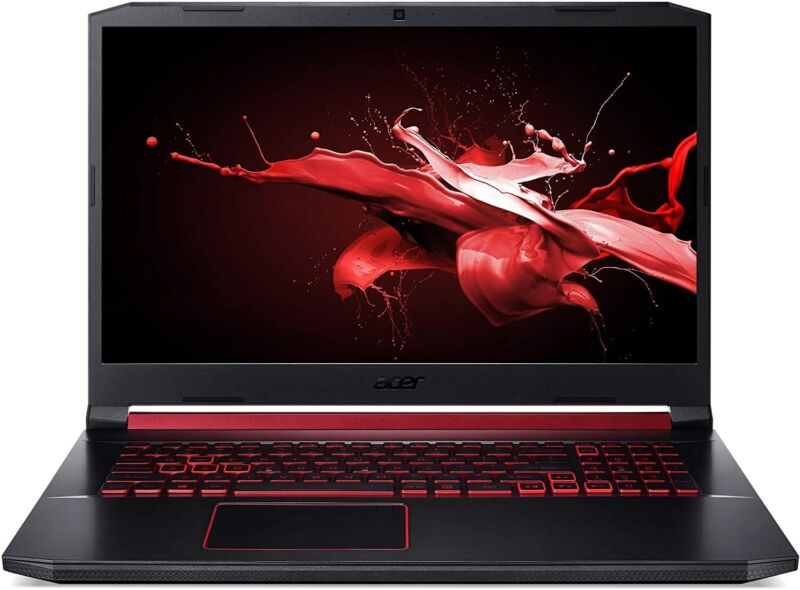 Acer-Nitro-5---17.3-Laptop-Intel-Core-i5-10300H-2.5GHz-8GB-Ram-512GB-SSD-Win10H
