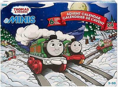 NEW Fisher Price Thomas and Friends Minis 2018 Christmas Advent Calendar