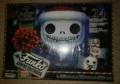 New & Sealed *Funko Disney The Nightmare Before Christmas Advent Calendar 2020