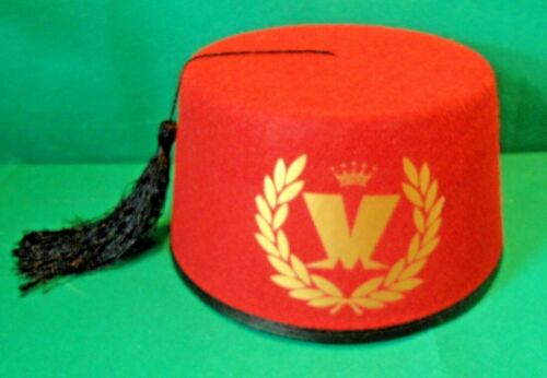 Official MADNESS Fez Hat With MODS Laurel 2 Tone Ska Band Skanking Scooterist