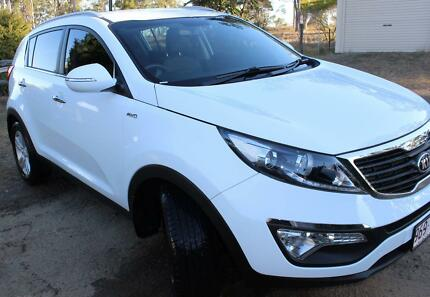 2013 Kia Sportage SL Series II SLi 5dr Spts Auto 6sp 4x4 2.0DT Highgate Hill Brisbane South West Preview