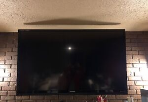 "70"" Sharp Plasma Flat Screen TV For Sale"