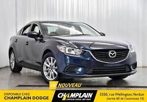 2016 Mazda Mazda6 GX*NAVIGATION*SIÈGES CHAUFFANTS*BLUETOOTH*RÉGU