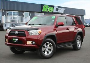2013 Toyota 4Runner SR5 V6 REDUCED | SR5 | 4X4 | REMOTE START