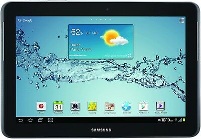 Samsung Galaxy Tab 2 GT-P5113 16GB, Wi-Fi, 10.1in - Titanium Silver Tablet