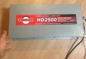 Inverter (ondulateur 2500 watts)