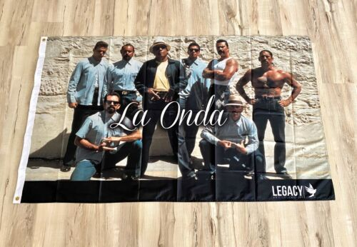 Blood In Blood Out La Onda 3ftx5ft flag banner limited edition vatos locos new
