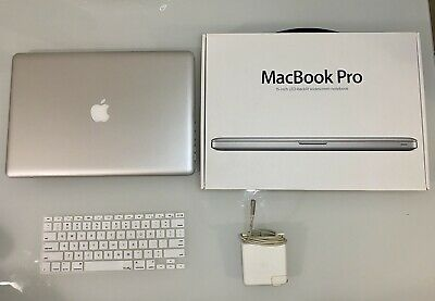 "Apple MacBook Pro i7 2.3GHz 15"" mid 2012 8GB ram 500GB SSD LOW POWER CYCLE- READ"
