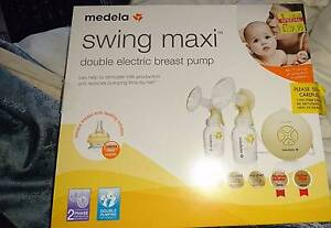 Medela double electric breast pump with accessories as new Richmond Yarra Area Preview