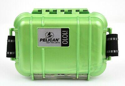 Pelican i1010 Micro iPod Case - Green I1010 Micro Case