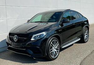 Mercedes-Benz GLE63 AMG Coupe 4M *NIGHT*PANO*V/MAX*DISTRONIC*
