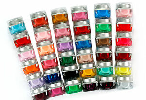 36-Mix-Colours-Nail-Art-Tips-Solid-Pure-UV-Builder-Gel-Cleanser-Plus-Set-G243