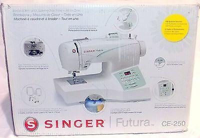 Швейная машина New Singer Futura CE-250