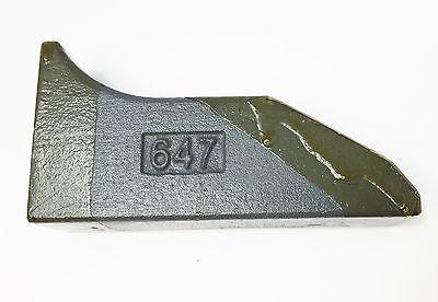 Bucking Bar 647 For Riveting Use W Rivet Gun Ductile Iron New