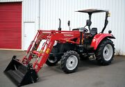 55HP ROPS 4wd tractor, loader, 4 in 1 bucket. YTOMF554 BRAND NEW Pakenham Cardinia Area Preview