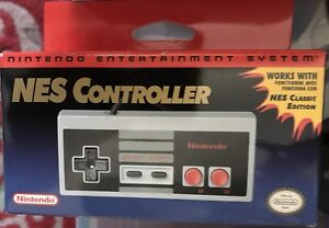 NES Classic Controller New Sealed