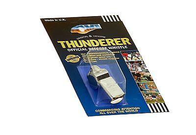 Acme Schiedsrichter-pfeife Thunderer 63 Aus Metall (105) Schiri-pfeife