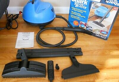 Shark Euro-Pro Steam Blaster Powerful Steam EP95 Cleaner Accessories/Manual  (Euro Pro Manuals)
