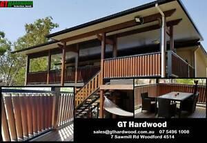 Brisbane Structural Hardwood Timber GOS and Framing