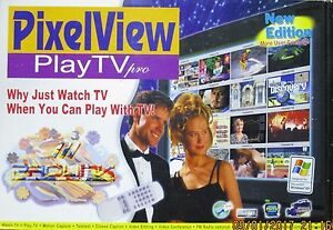PIXELVIEW PLAY TV PRO NEW EDITION NEW Kambah Tuggeranong Preview