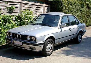 1985-1991 BMW 3-Series (E30)