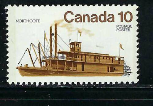 CANADA - SCOTT 700 - VFNH - INLAND VESSELS - NORTHCOTE - 1975