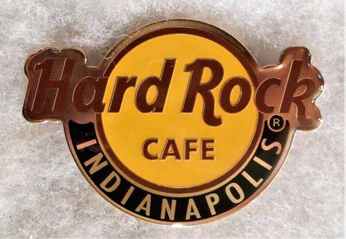 HARD ROCK CAFE INDIANAPOLIS CLASSIC LOGO MAGNET