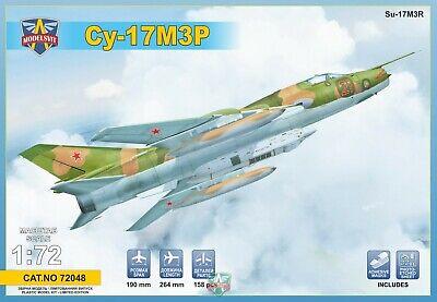SMER Suchoj Su-17//22 M4,Russischer Jagdbomber Bausatz 1:48,0856