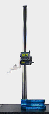 Igaging 24 Digital Height Gauge Electronic With Absolute Origin 35-700-h24