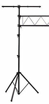 Odyssey Titan TI-LS801 10 Foot Wide Mobile DJ Stage Lighting Truss Stand System