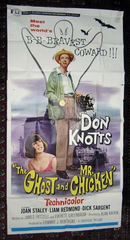 GHOST AND MR. CHICKEN, THE (1966) 15796