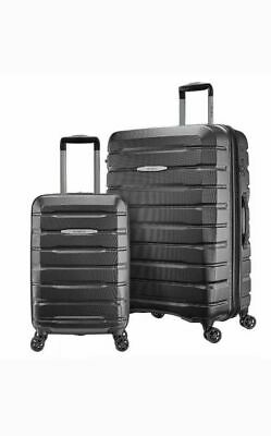 "Samsonite TECH TWO 2-Piece Hardside Luggage Set (27"" and 20"") FREE SHIPPING"
