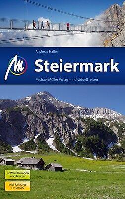 STEIERMARK Michael Müller Reiseführer ÖSTERREICH 2014 Graz Alpen Wandern
