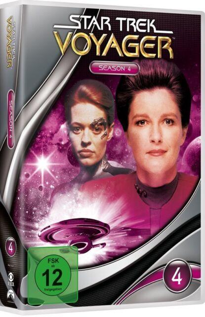 STAR TREK VOYAGER, Season 4 (7 DVDs) NEU+OVP