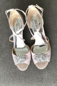 f52aaf53bdb7 badgley mischka wedding shoes Size 8