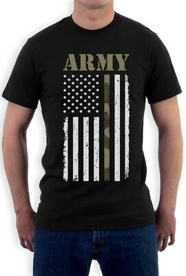 Big U.SA Army Flag - Best Gift Idea for Soldiers, Veterans T-Shirt