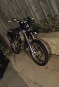 Yz250f Roselands Canterbury Area Preview