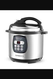 Kambrook 6 L digital pressure cooker Blacktown Blacktown Area Preview