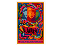 1082.Movie Poster.Powerful Graphic Design.Samurai.Alain Delon art.Decor.Spanish