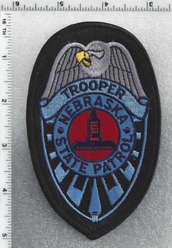 State Patrol Trooper (Nebraska) 1st Issue Shoulder Patch