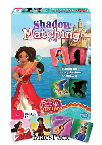 Disney's Elena Of Avalor  Matching Board Game Gift for birth