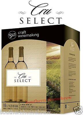 RJS Spagnols Cru Select French Merlot Wine Ingredient Making Kit