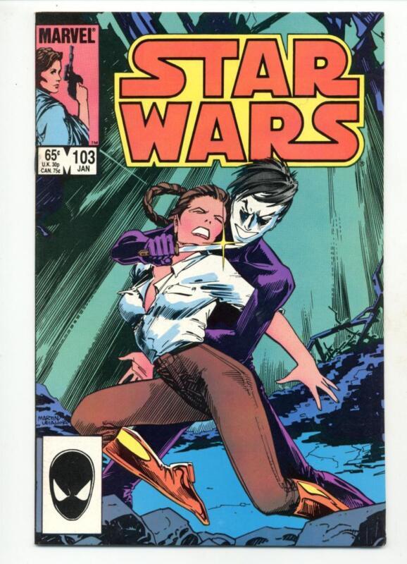 Star Wars #103     Death of Tai