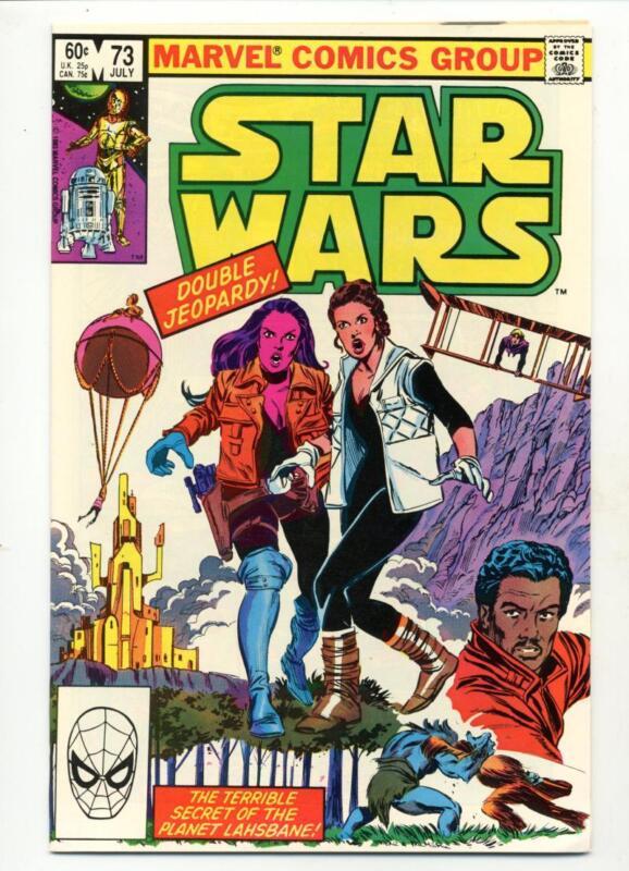 Star Wars #73    Dani Appearance