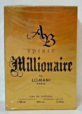 Lomani Spirit Millionaire 100 ml Eau de Toilette Spray ()