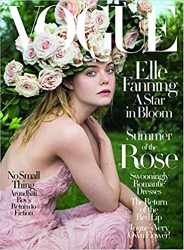 VOGUE MAGAZINE JUNE 2017 ELLE FANNING NEW IN PUBLISHER'S SEALED PACKAGE