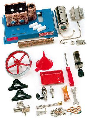 Wilesco D 5 Working Live Steam Engine Kit