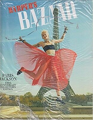 HARPER'S  BAZAAR MAGAZINE APRIL 2017- NEW&UNREAD 150TH ANNIV COLLECTION EDITION