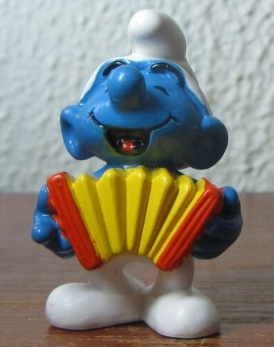 Smurfs - 20225 - Accordion Smurf!